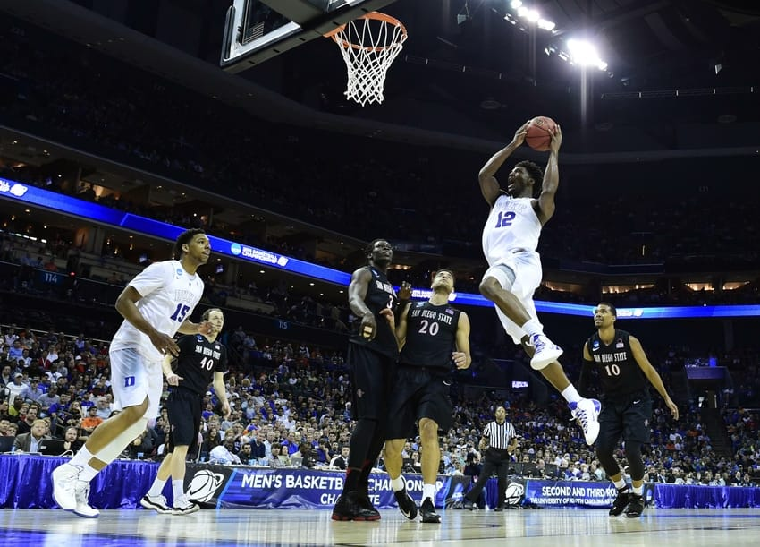 Ncaa Tournament Let The Games Begin In Earnest: Synergy Sports Lets NCAA Tournament Teams Start Game