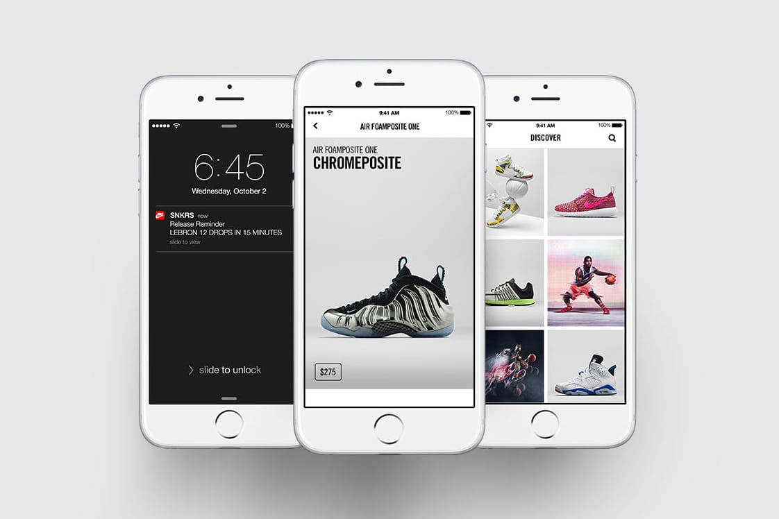 best quality design top fashion Nike and Adidas Both Launched Exclusive Sneaker Apps the ...
