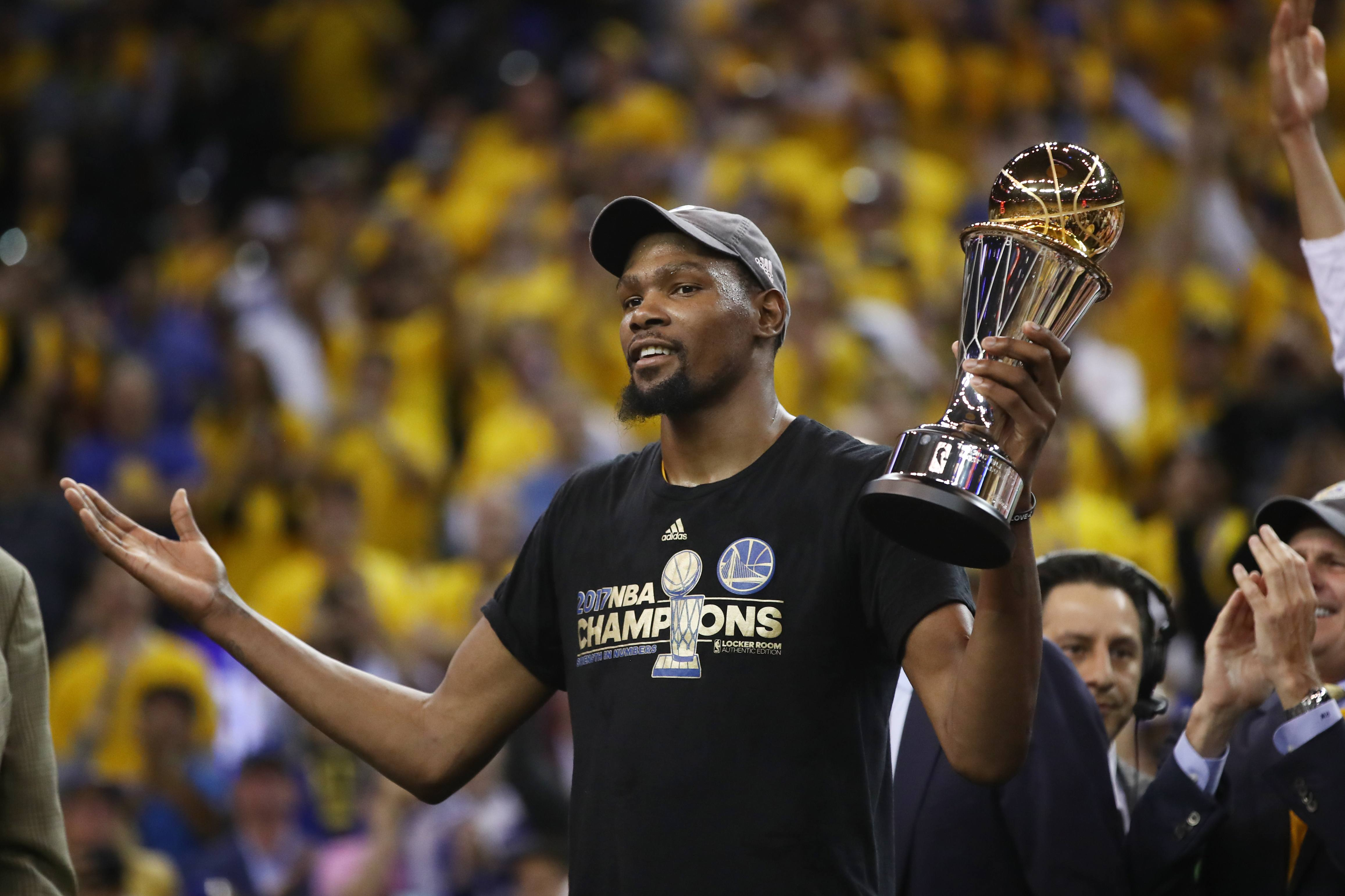 Golden State Warriors Kevin Durant Invests In Silicon Valley Tech