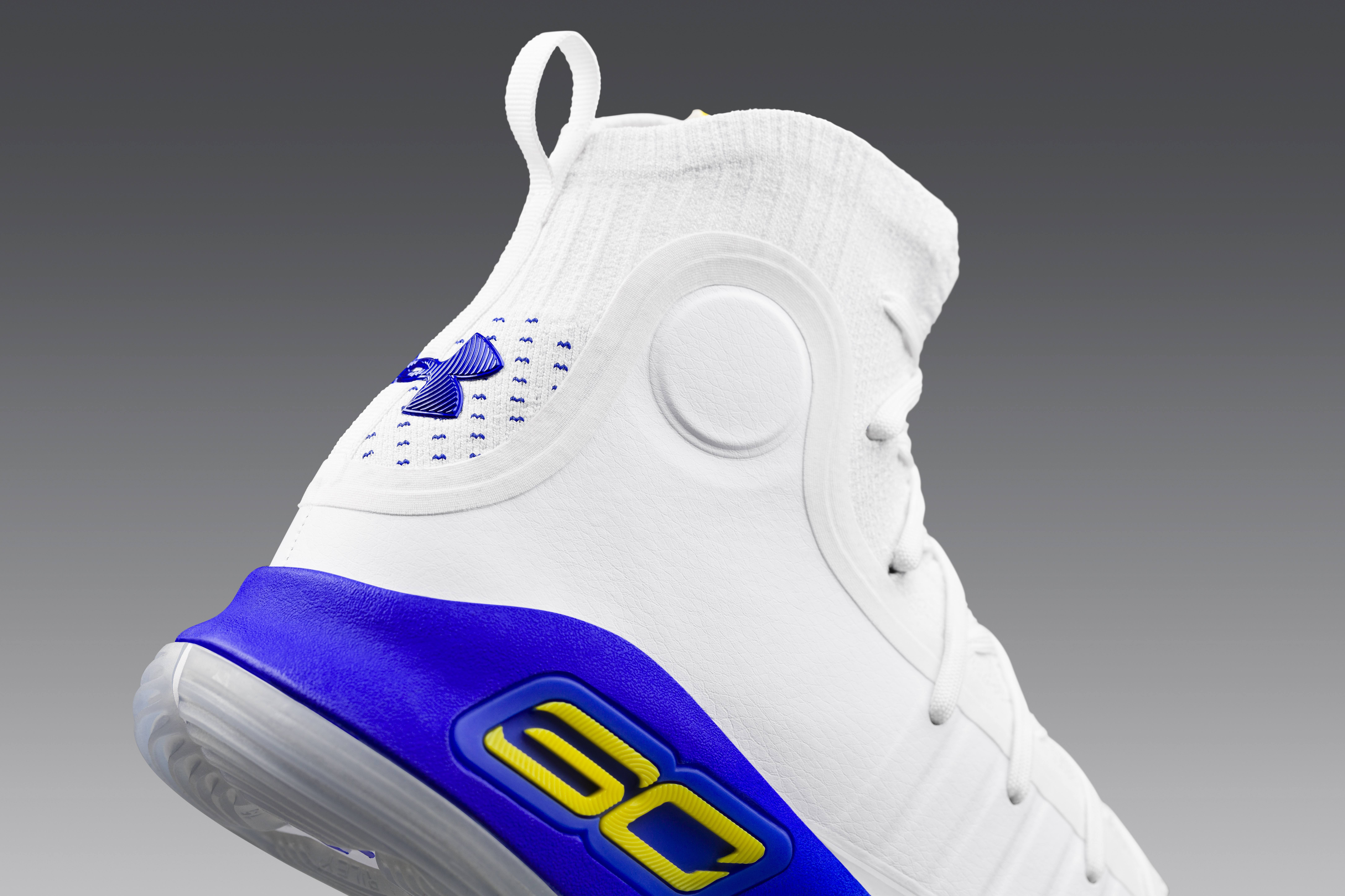 Stephen Curry Under Armour Shoes Flown