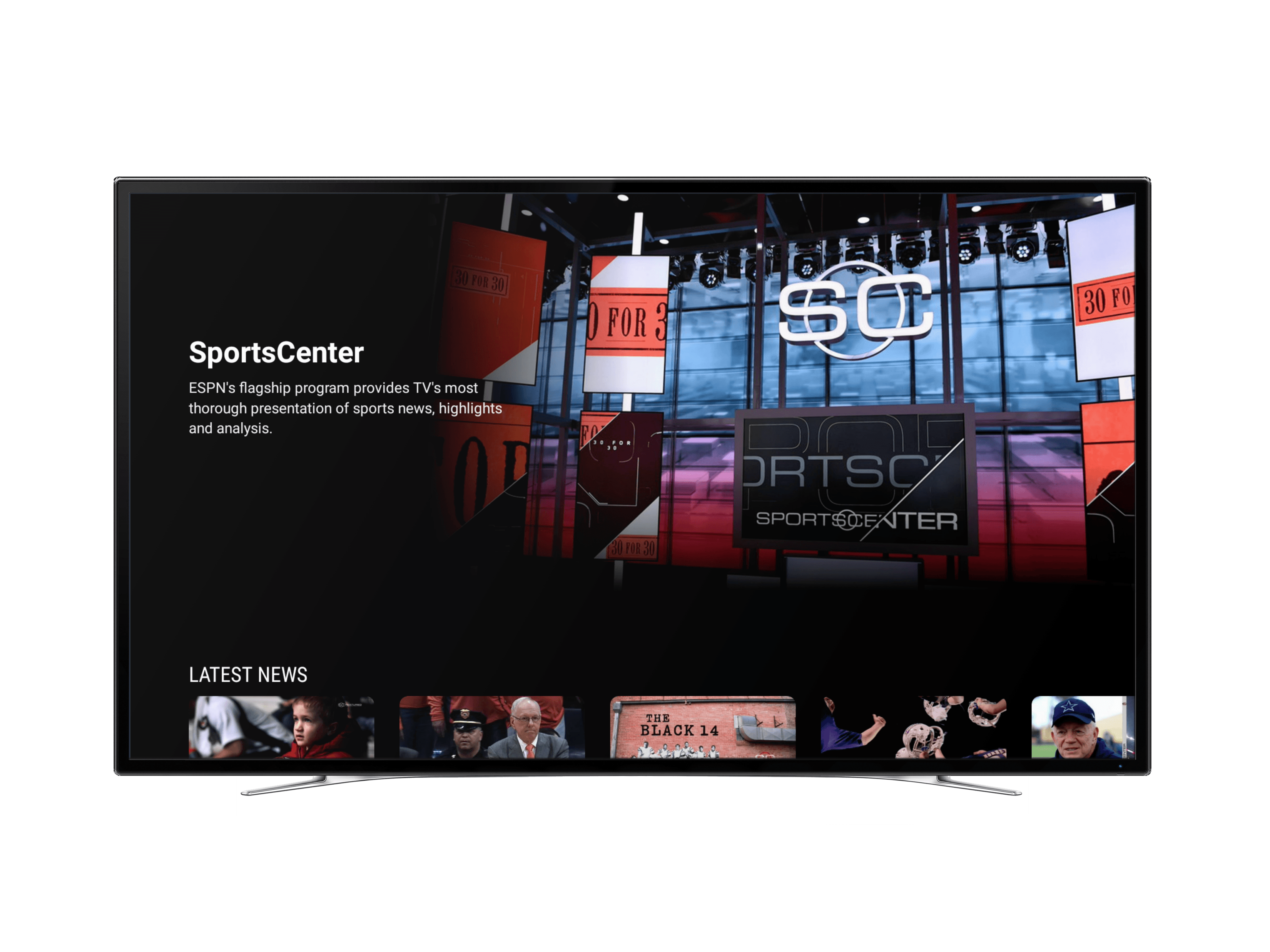 Espn Unveils New Digital Content In Digital Media Pitchfest Debut