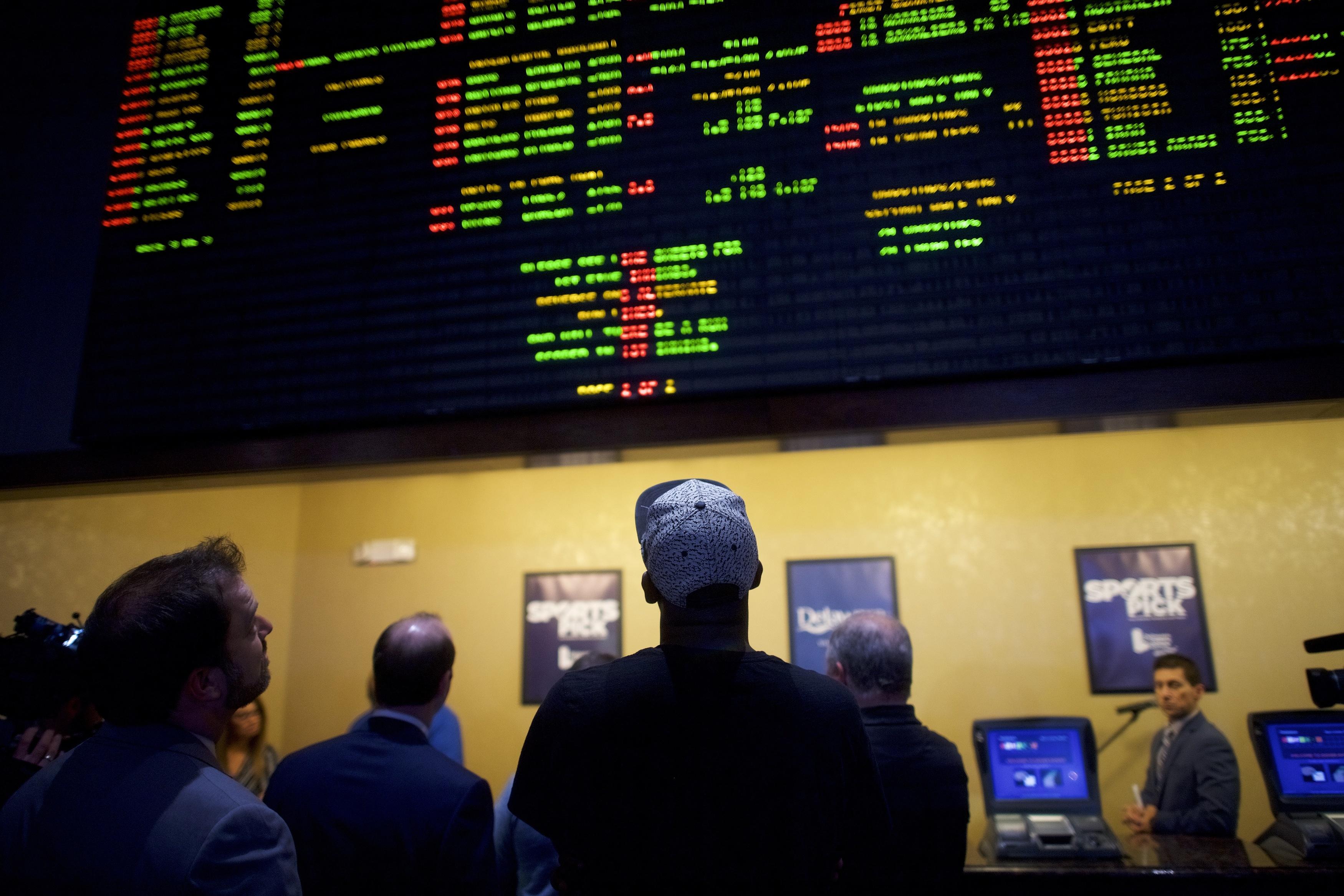 1992 sports betting lawsuit