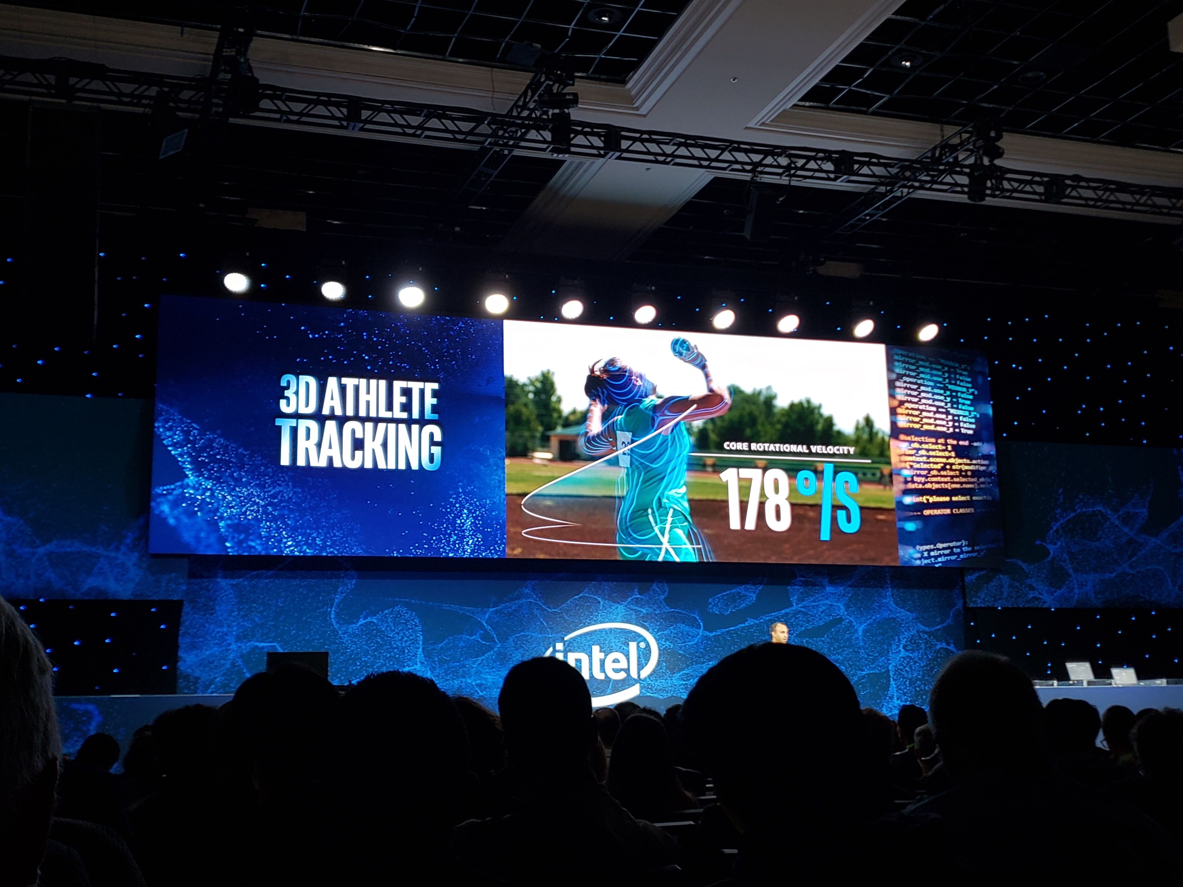 Intel, Alibaba to 3D-Map Track and Field Athletes at Tokyo 2020 Olympics