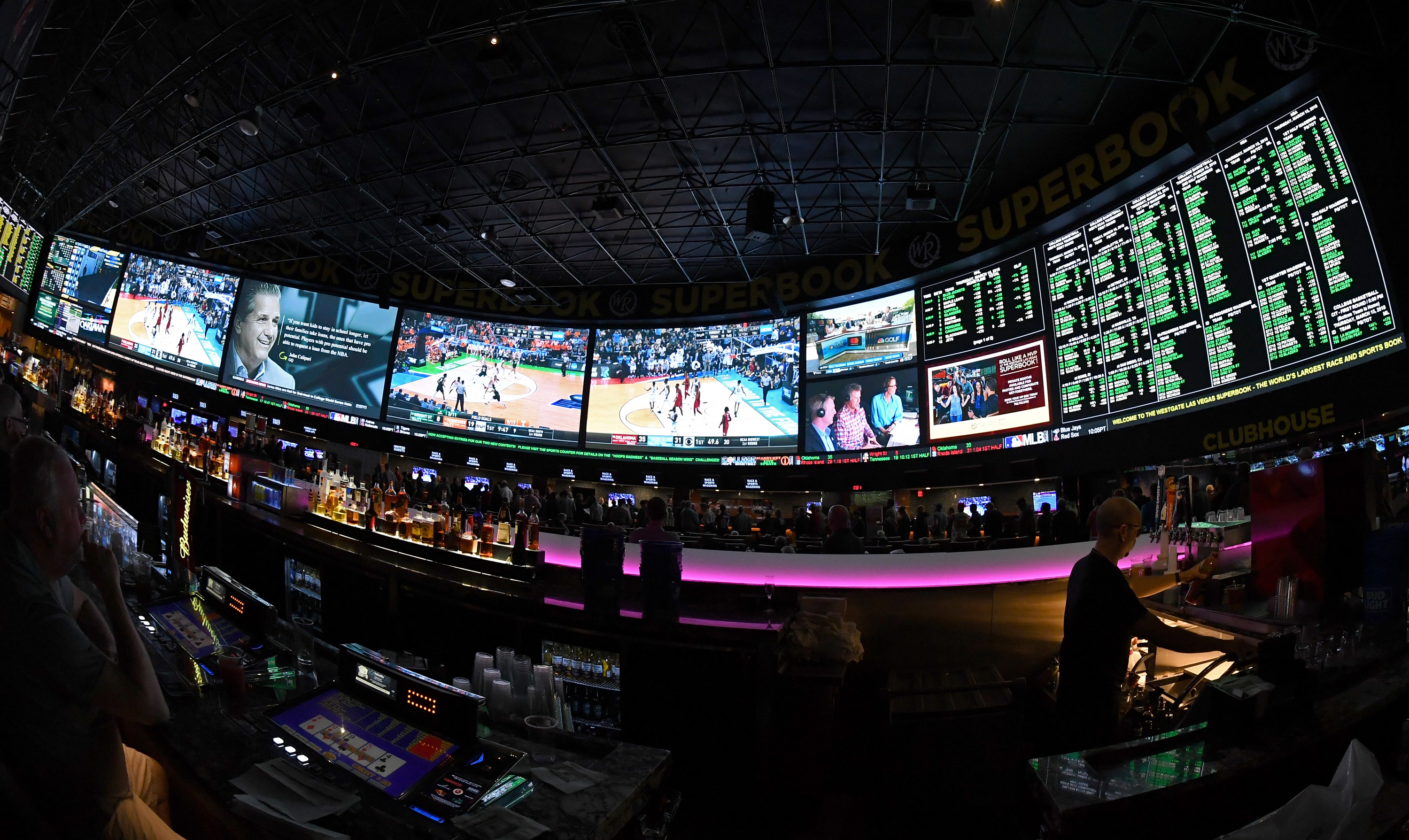 Ai taking over sports betting brittany from the game on bet