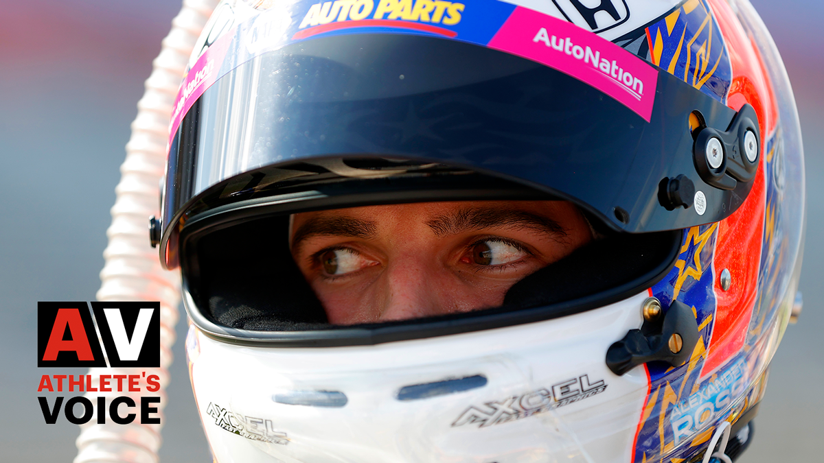 IndyCar's Alexander Rossi: 'Being a Race Car Driver Is Much More Than Just Driving a Car'