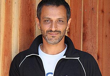Byga CEO Afshin Shafie.