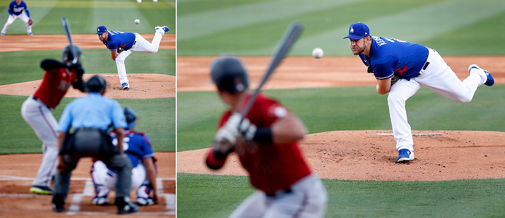 L.A. Dodgers pitcher Clayton Kershaw (Christian Petersen/Getty Images)