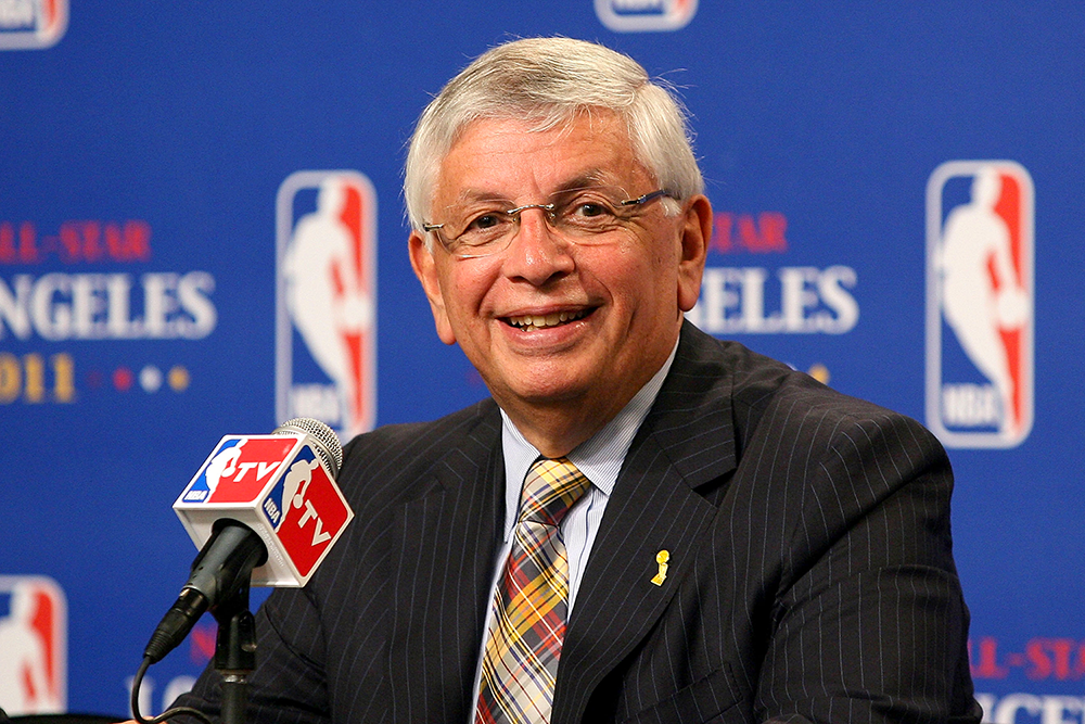 Remembering David Stern: A Mentorship That Felt Like Friendship