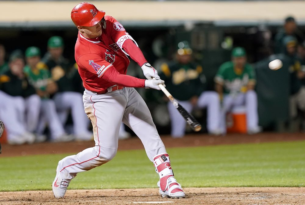 Zach Day says analytics can help pitchers get Mike Trout out.