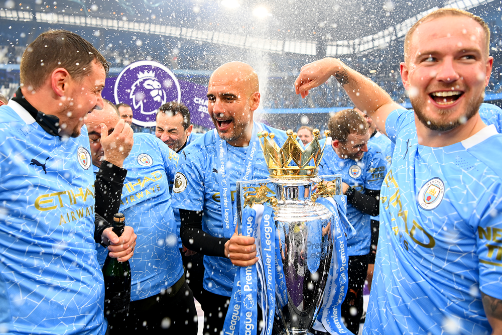 Manchester City Uses Technology To Immerse Fans In The Action