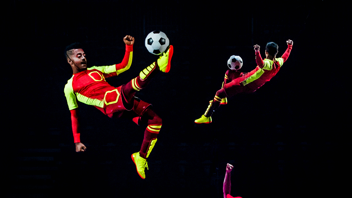 No Clowning Around: How Cirque du Soleil Pushes the Limits of Human Performance