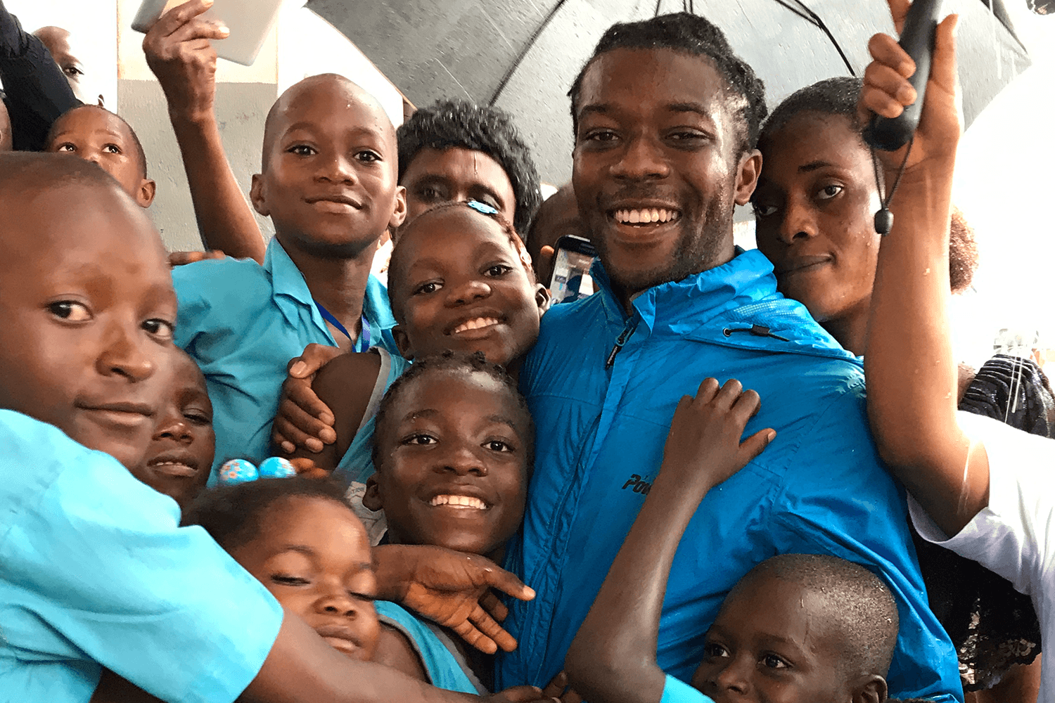Soccer Player Mike Lahoud Hopes to Empower Sierra Leone's Children Through STEM Education