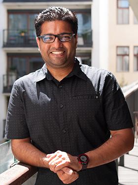 Formsense founder Nathan Ramasarma.