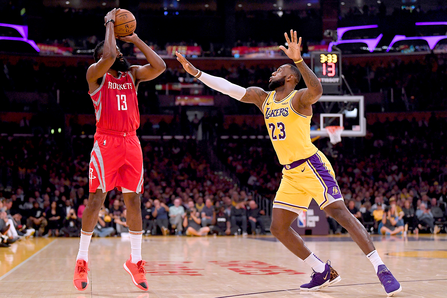 Sports Science Found James Harden's Superpower—Full Stop, It's Not the Beard