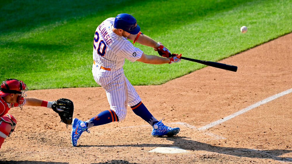 2019 Rookie of the Year, Pete Alonso. (Steven Ryan/Getty Images)