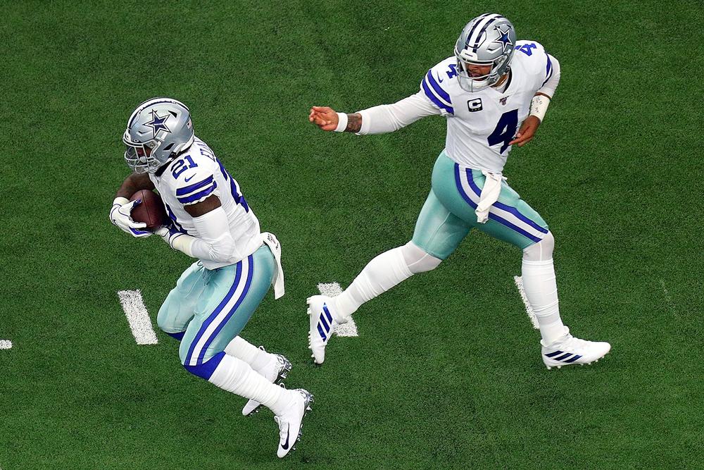 NFL Big Data Bowl: Runnin' Down a Data Stream