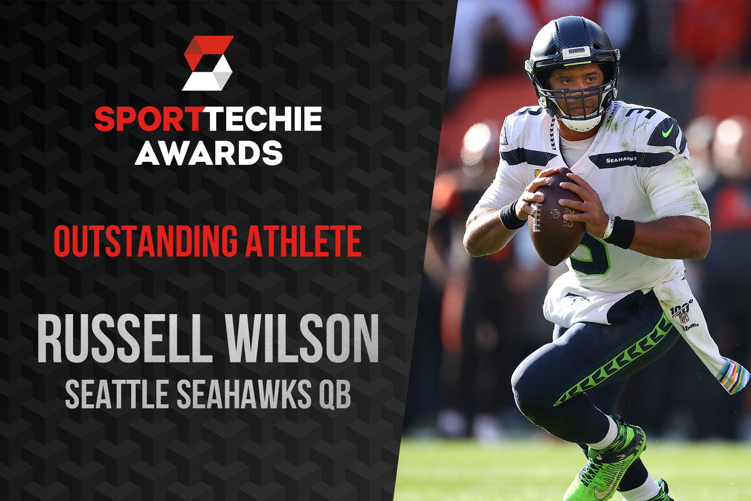 SportTechie Awards: Russell Wilson Is Our 2019 Athlete of the Year