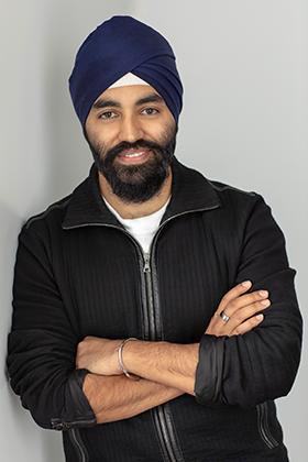 Oura CEO Harpreet Rai.
