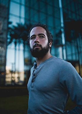 Reflexion founder Matt Campagna.